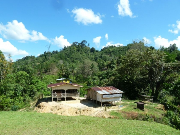 Kampung Sonsogun Magandai in northern Sabah is located about 5 hours away from the nearest town