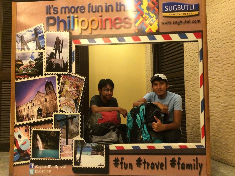 Sebab segalanya lebih menarik di Philippines!