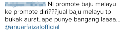 Image from Instagram @anuarfaizalofficial