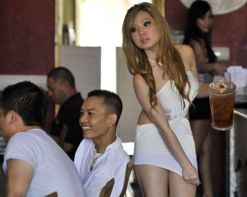 sexy story about waitress
