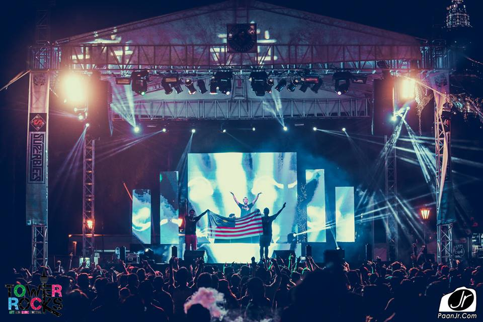 KL Urban Music and Art Festival a.k.a. EDM Rockstar 2015 was successfully held with no issues in 2015.
