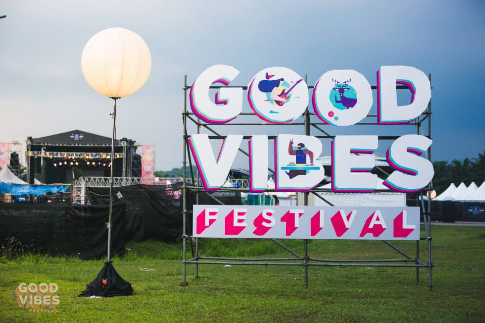 Image from Good Vibes Festival Facebook