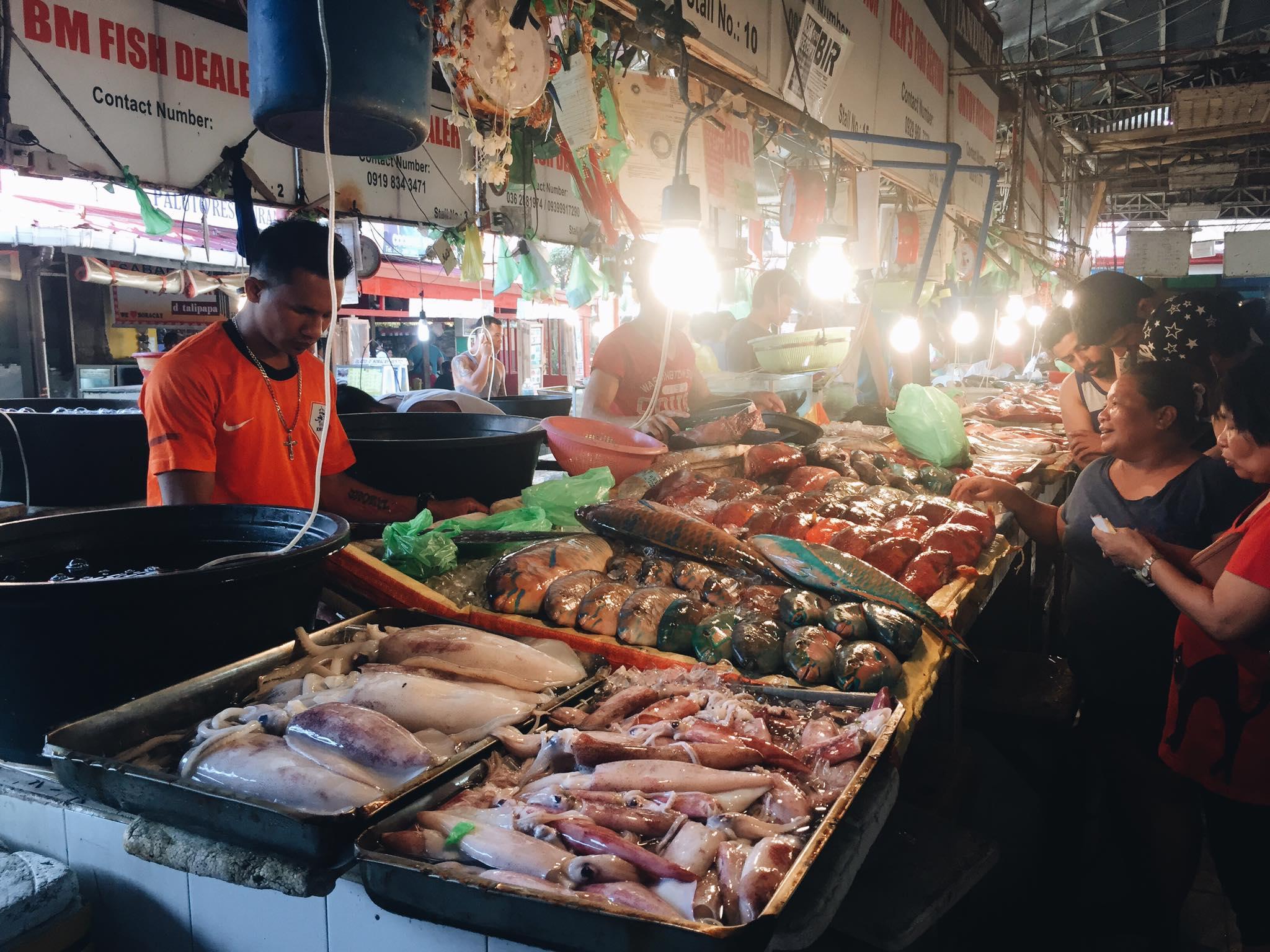 D'Talipapa wet market station 2