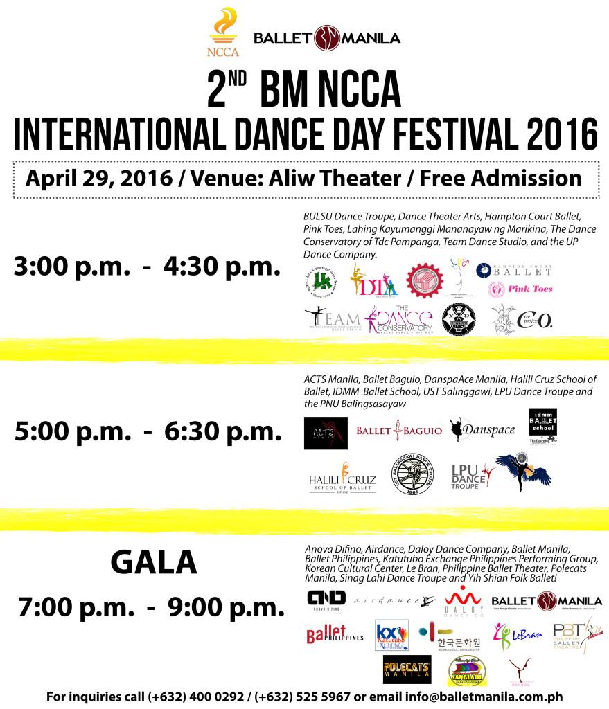 WorldDanceDay: These Filipino Dance Groups Will Make You Proud!