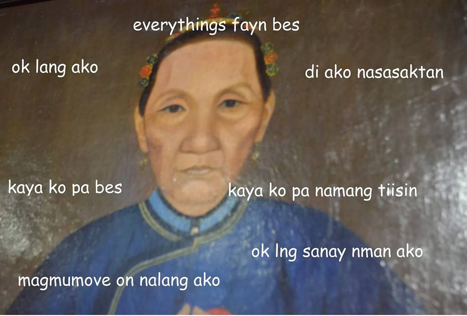 Funny Face Meme Tagalog : Art memes that are way too real for filipinos like us