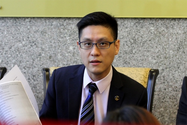 DAP Assistant National Publicity Secretary Zairil Khir Johari