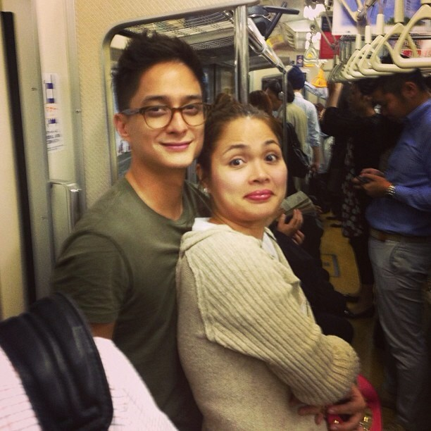 Photos Heres How To Keep Your Marriage Judy Ann And Ryan
