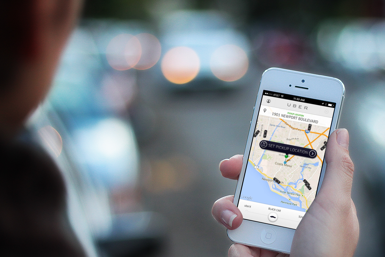 this app lets you schedule your uber rides in advance!