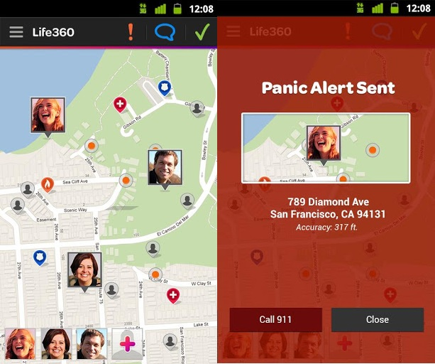 7 Apps To Keep You Safe When You're Out Alone At Night
