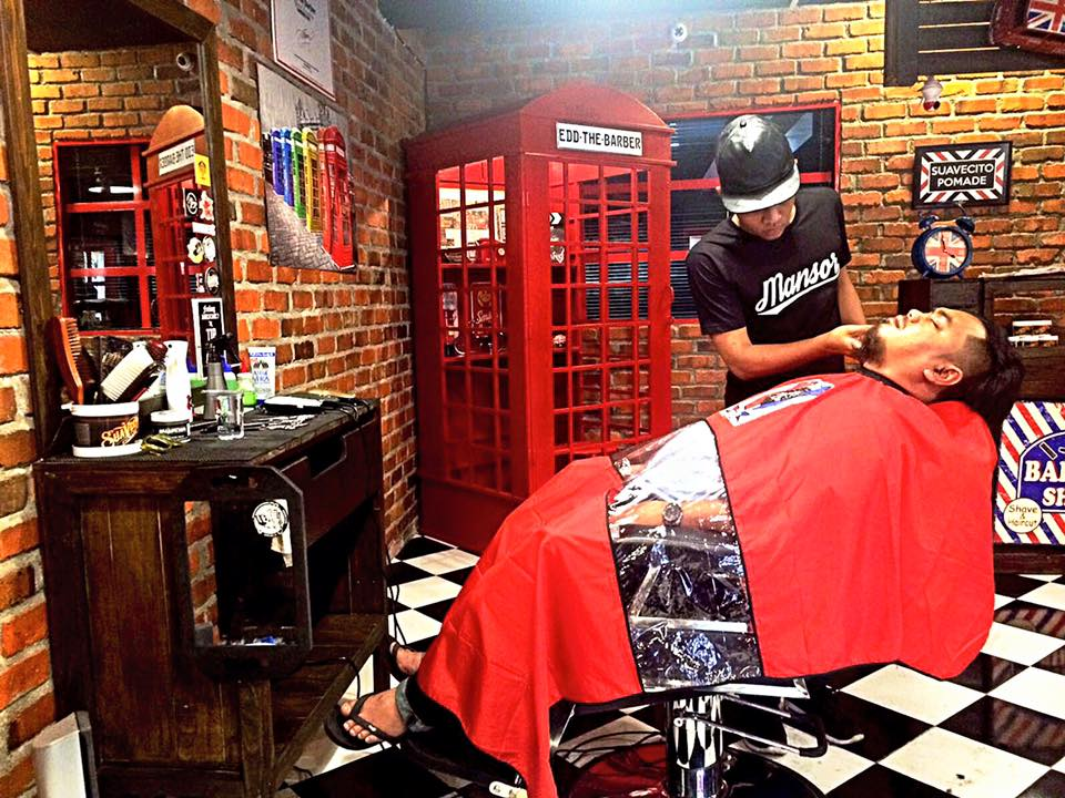 Image from Edd the Barber, Ampang Facebook