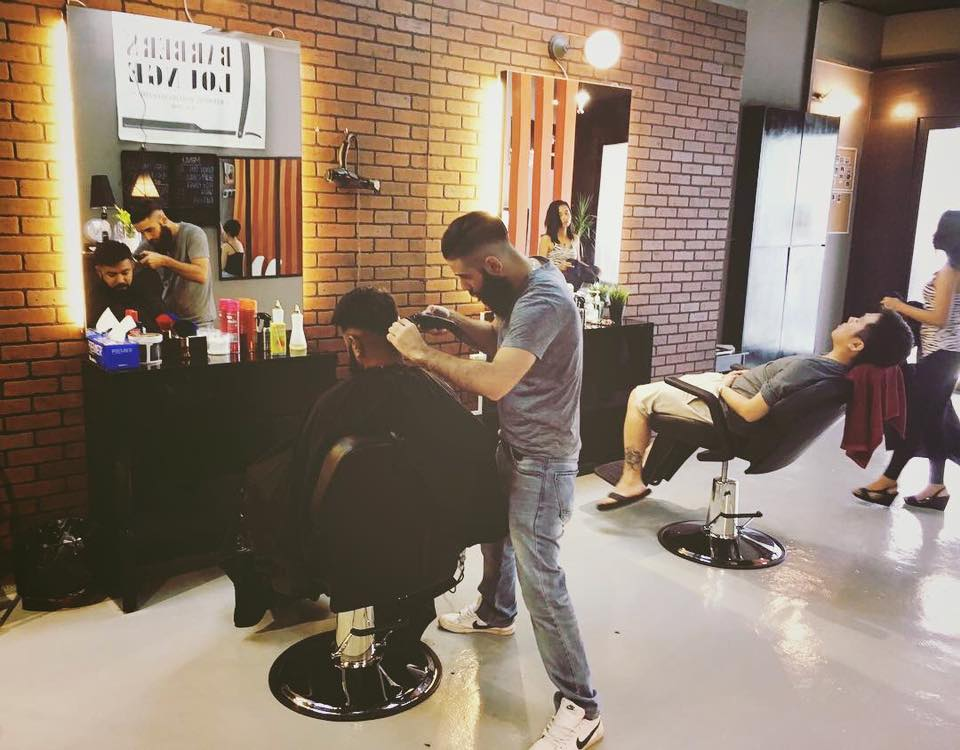 Image from The Barbers Lounge Facebook