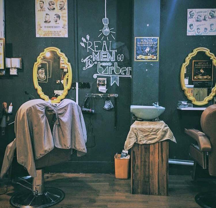 Image from Walter Barbershop Facebook