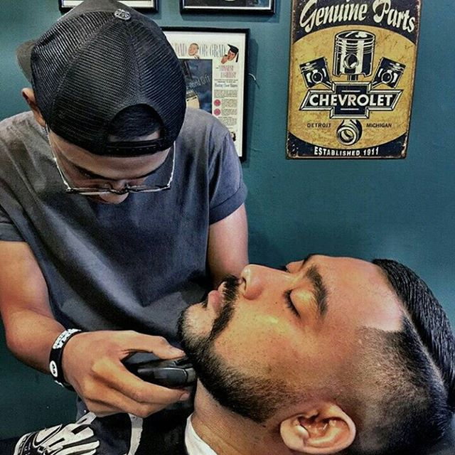 Image from Instagram @barberobarbershop