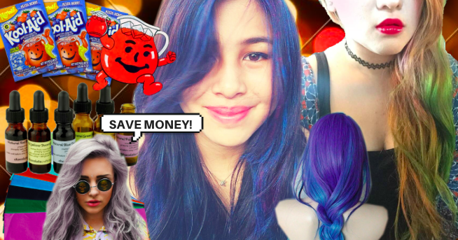 Here Are 3 Inexpensive Ways To Get That Mermaid Hairstyle