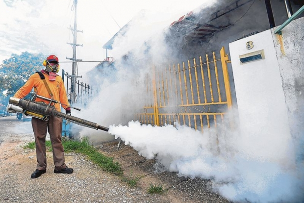 The health authorities have taken necessary preventive measures to destroy Aedes breeding grounds in hotspots nationwide since April.