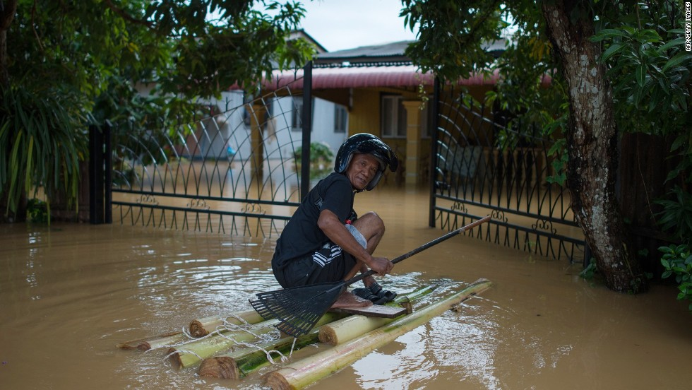 In 2014, tens of thousands of people were affected by one of the worst flooding disasters in Malaysia.