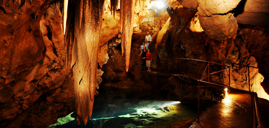 Image from jenolan caves