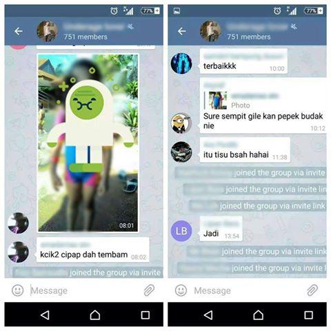 Laman web chatting malaysia