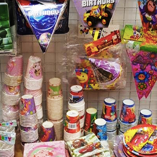 Image from One-Stop Party Shop