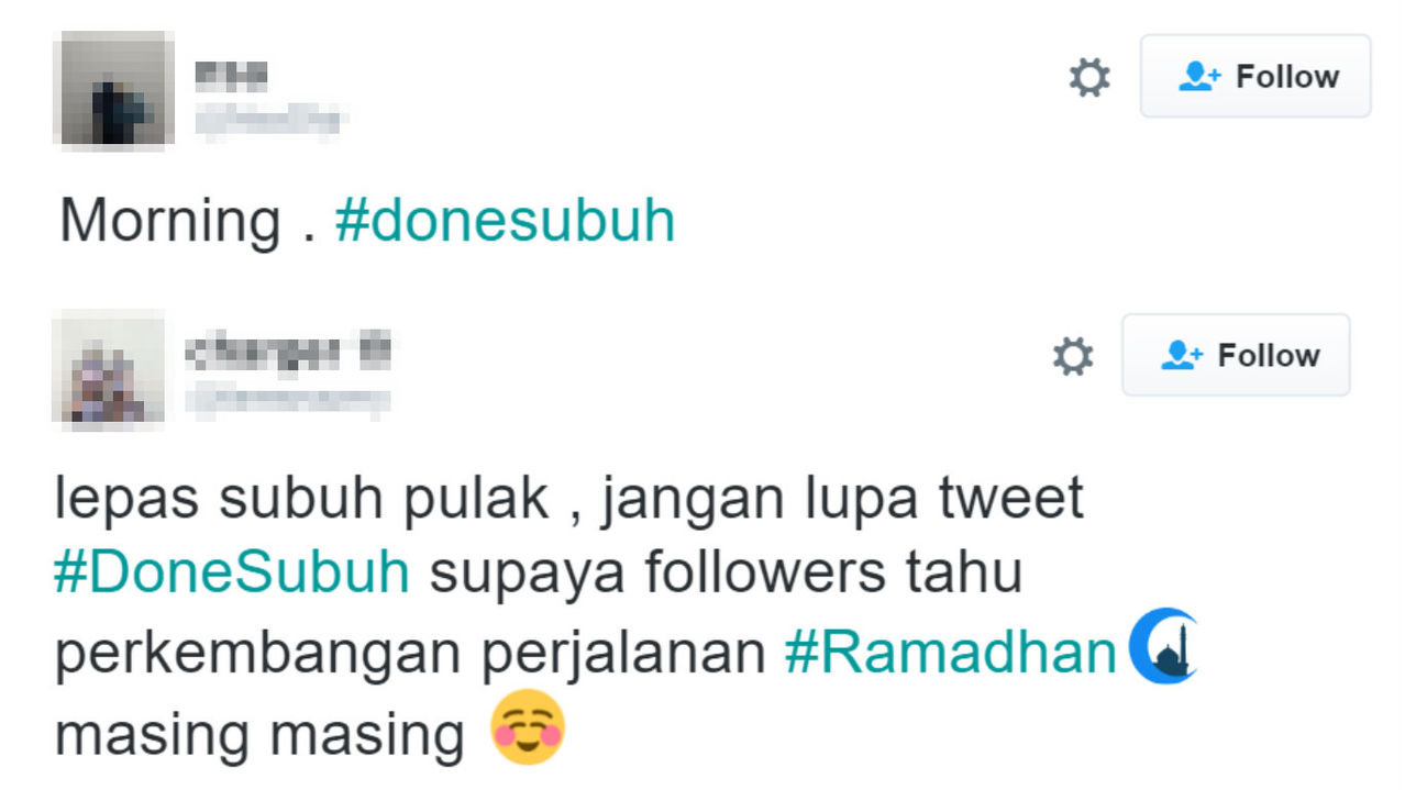 Image from #Donesubuh/Twitter