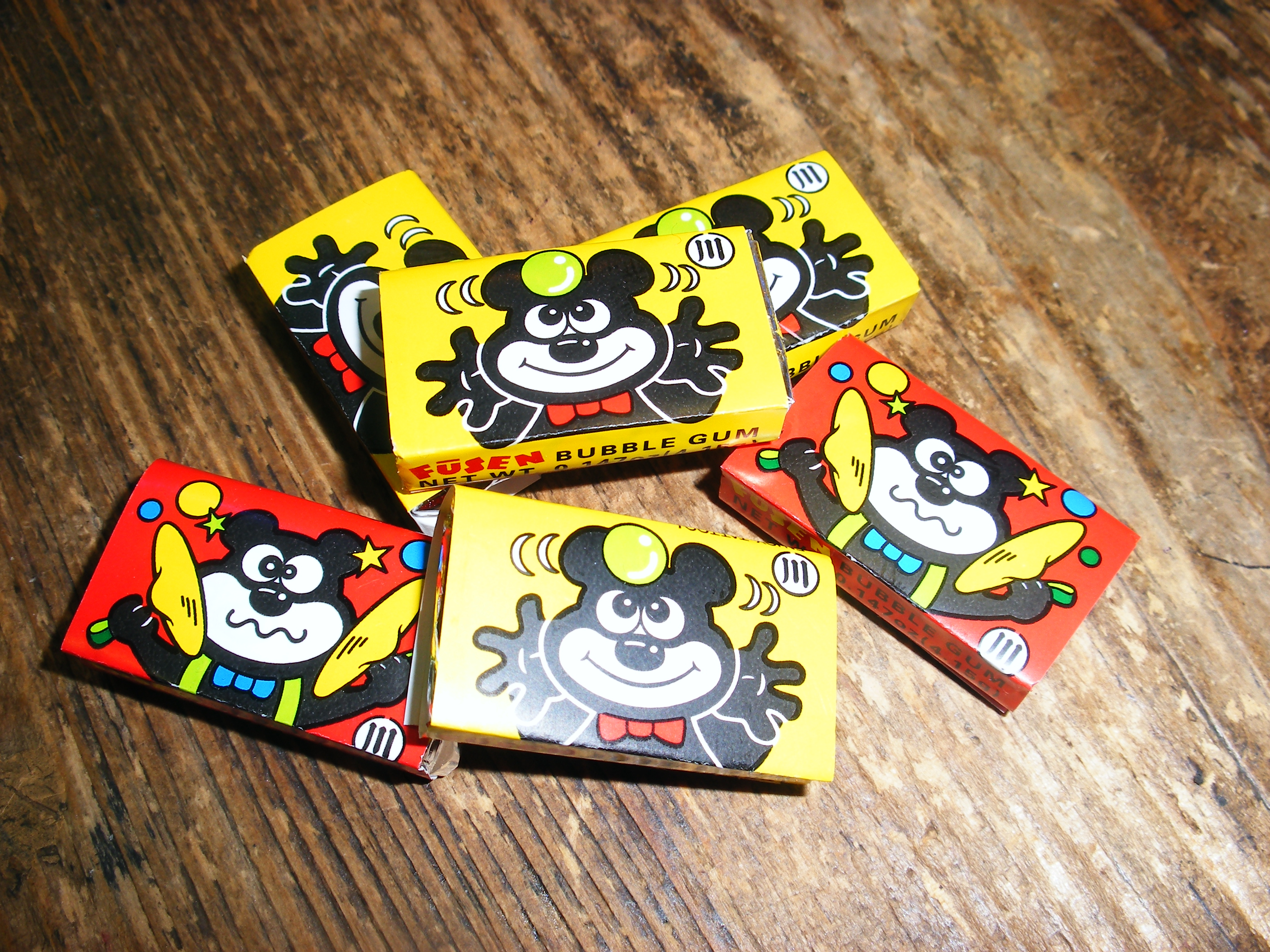 Bear Chewing Gums