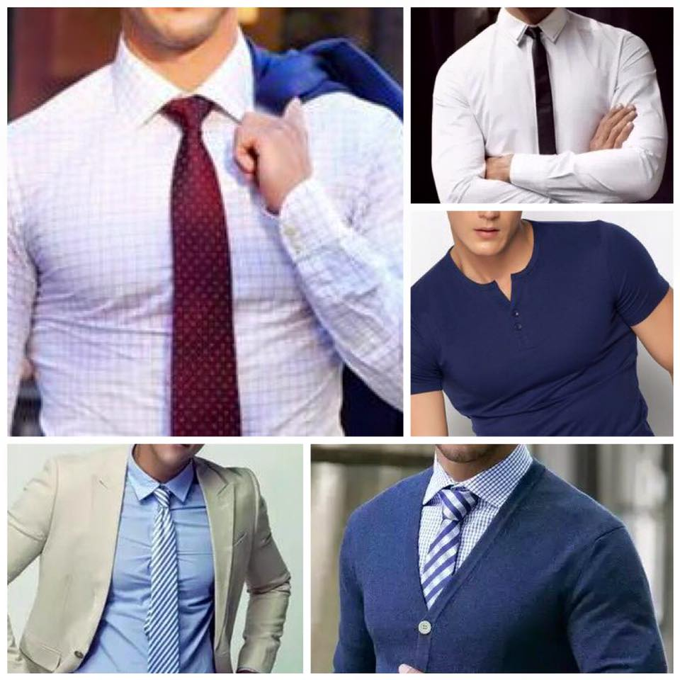 b1b5a4e1 Guys, Wear These Muscle Undershirts And You'll Never Have To Go To ...