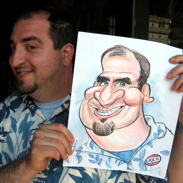 Image from Mainline Caricatures