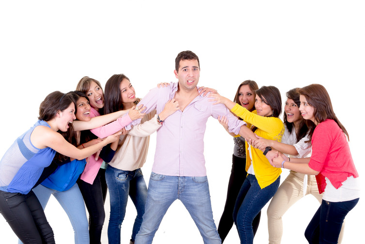 In a highly competitive dating environment, women may seek trustworthy allies.