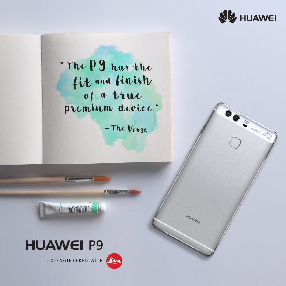 Image from Huawei Mobile MY