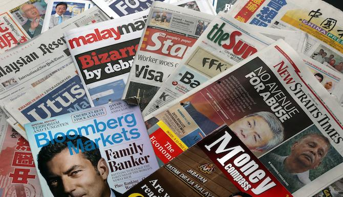 Get your daily dosage of news and current happenings from an array of credible sources.