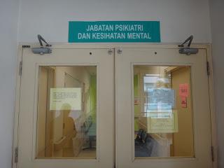 Mental hospital kuala lumpur