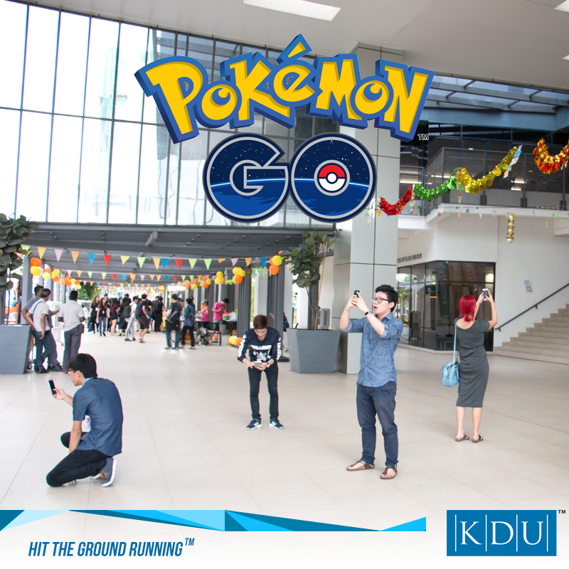Image from KDU University College & Colleges Facebook