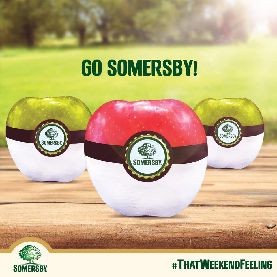 Image from Somersby Malaysia Facebook