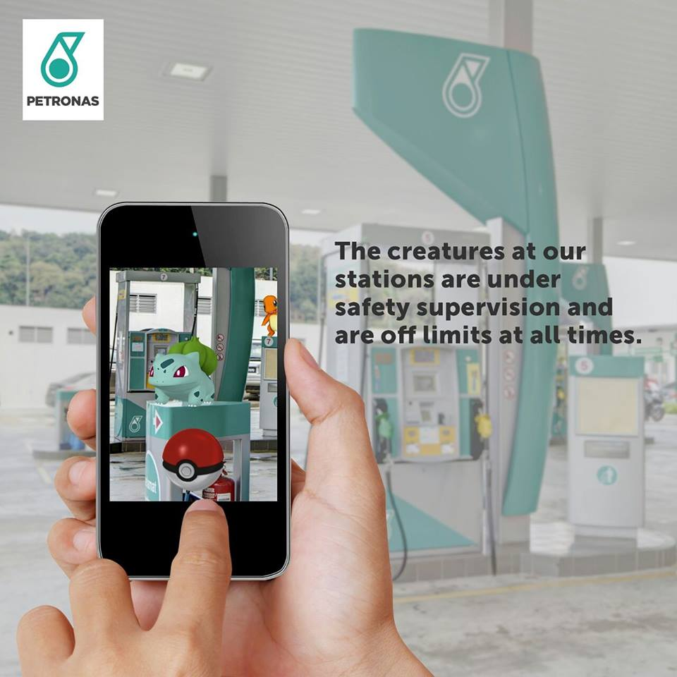 Image from PETRONAS Brands Facebook