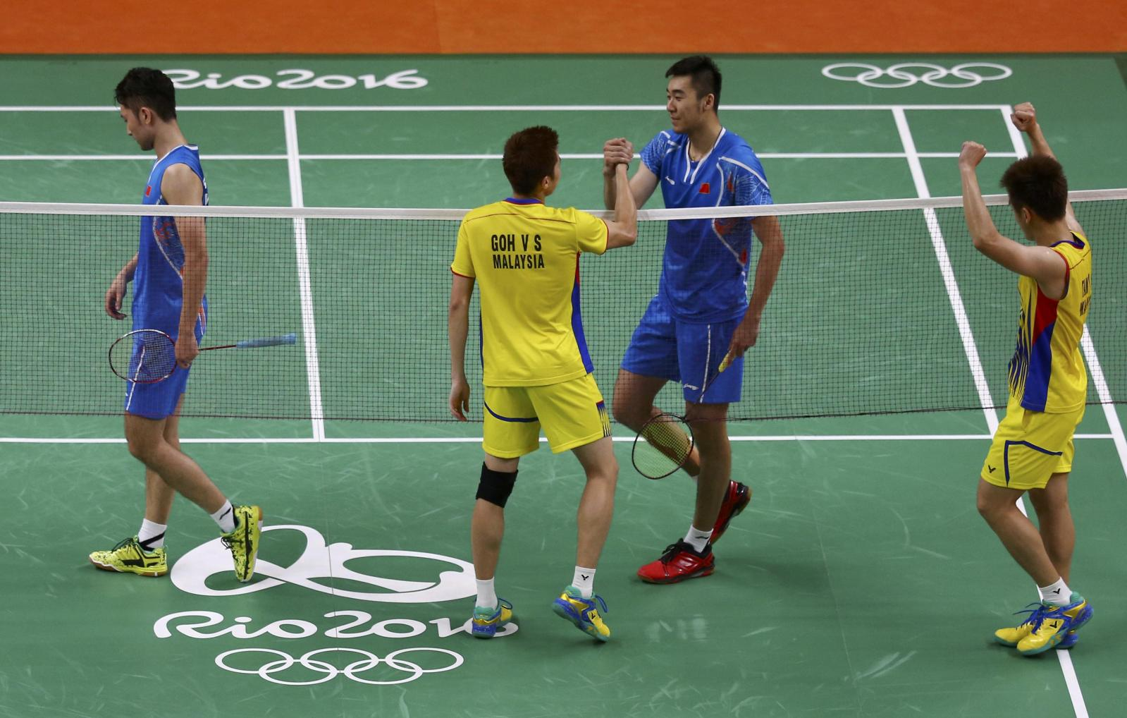 This Video Of Malaysians Celebrating After V Shem Wee Kiongs Win Kotak Makan Duo Sunday Green Image From Reuters