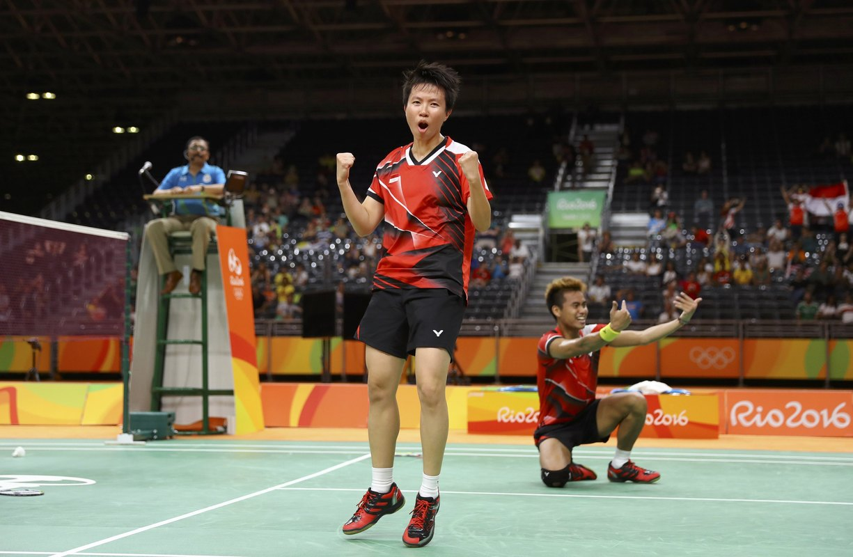 No Olympics Gold Medal For Malaysia Yet As Peng Soon Liu Ying Fall