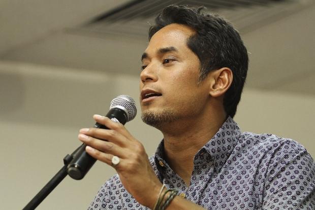 Youth and Sports Minister Khairy Jamaluddin
