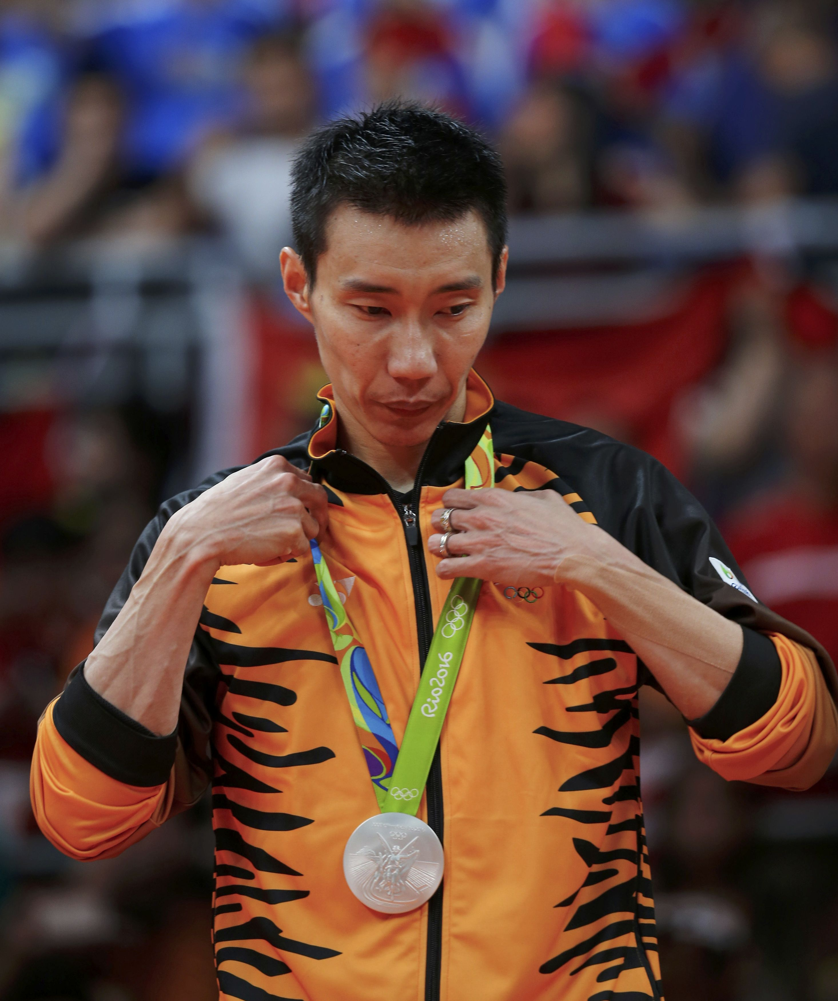 Dato Lee Chong Wei Wins Silver Medal For Malaysia After Losing