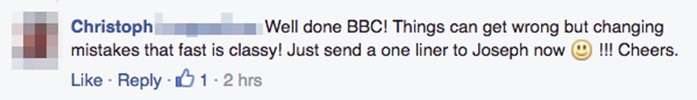 Image from BBC News Facebook