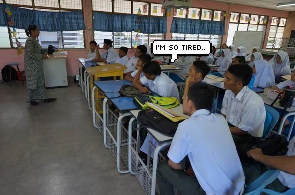 Image from SMK Sungai Ara
