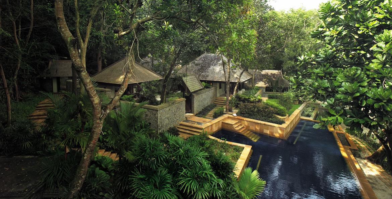 Image from Pangkor Laut Resort