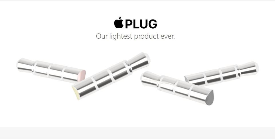 Image from Apple Plugs