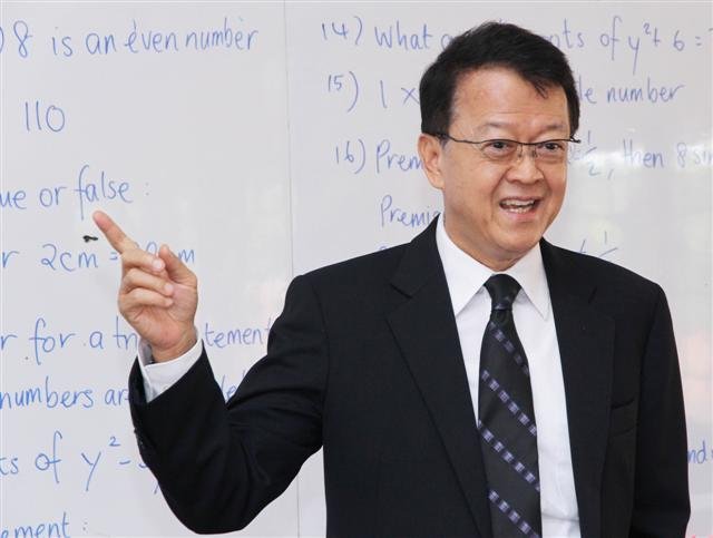 Malaysian tycoon Jeffrey Cheah.