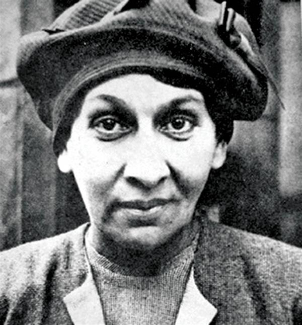 An undated image of Sybil Medan Kathigasu.