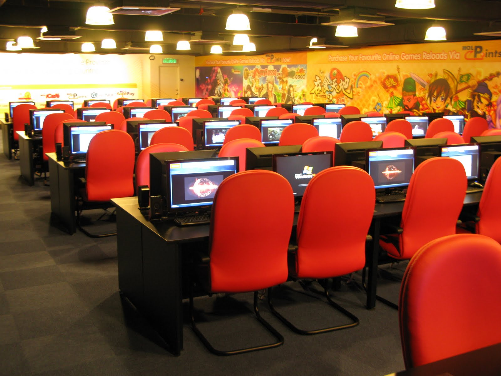 Image from World Cyber Cafe