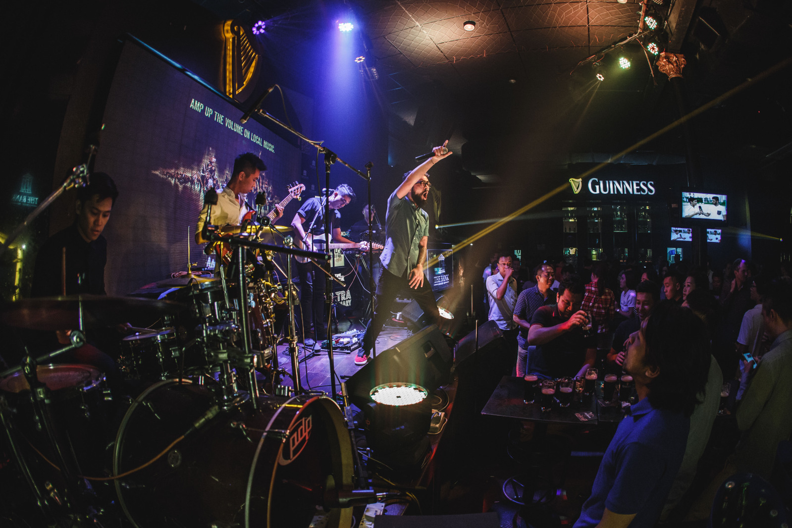 Image from Guinness AMPLIFY