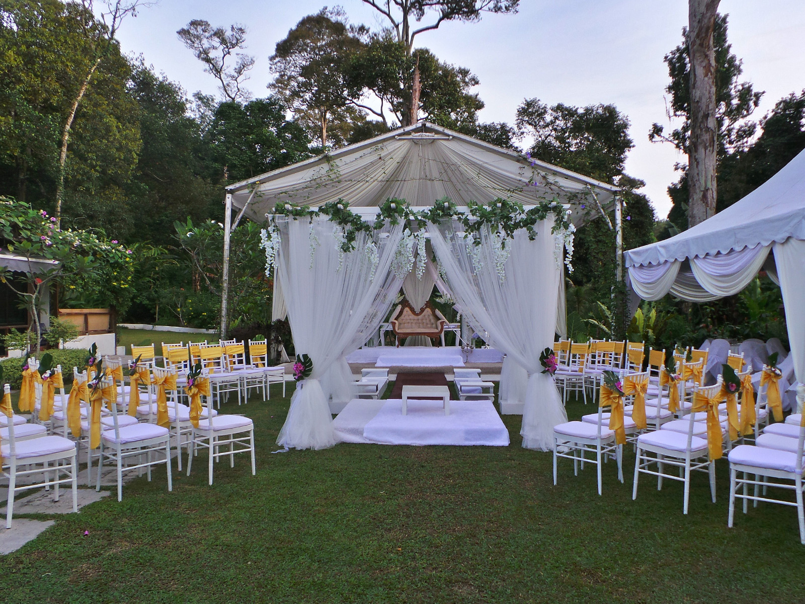 Outdoor Wedding Venues: 21 Beautiful Outdoor Venues In Malaysia For The Ultimate