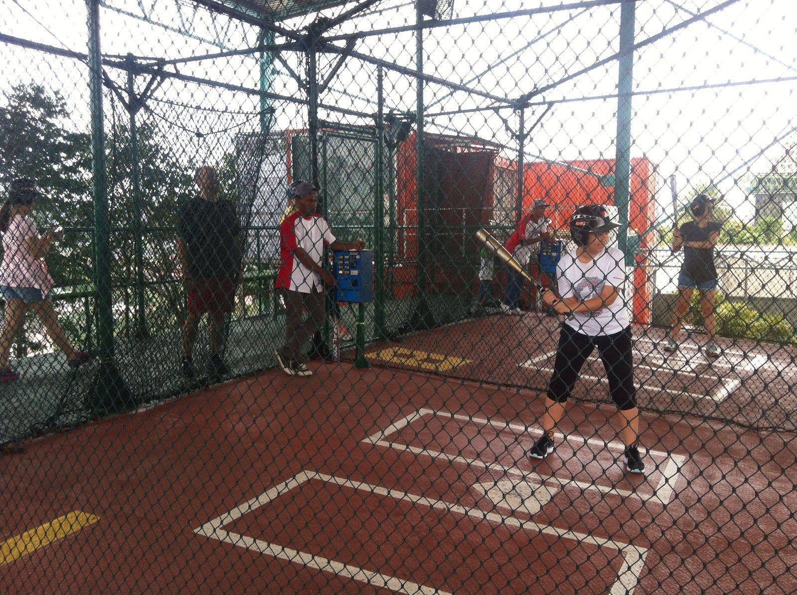 Image from It's A Hit! Battling Cages