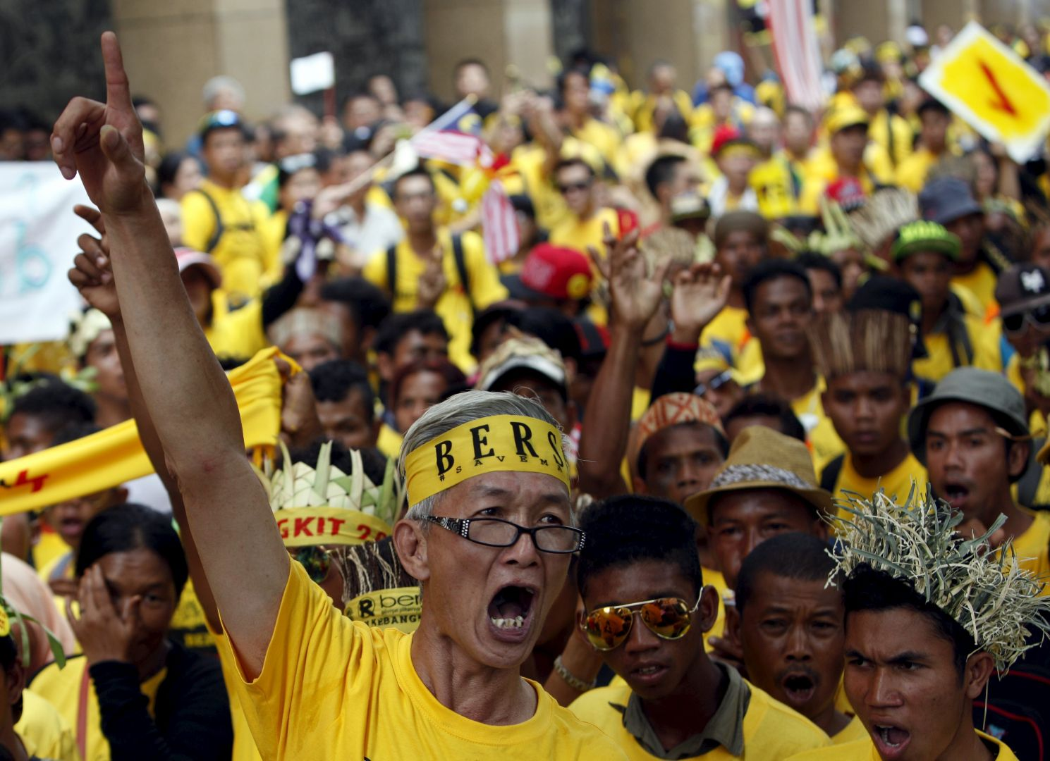 The Bersih rallies became a symbol of the people's fight for a better democracy.