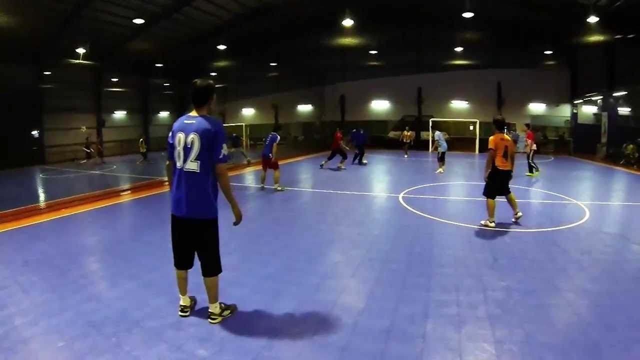 8 Futsal Courts In Klang Valley That Still Open After 12am